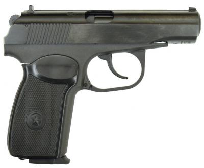 Пневматичний пістолет байкал мр658к(мр654к) blowback