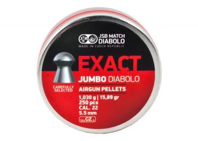 Кулі пневм JSB Diablo Exact Jumbo