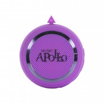 Портативная колонка Apollo S-mini Purple