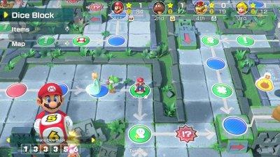 Super Mario Party (Nintendo Switch) Русские субтитры