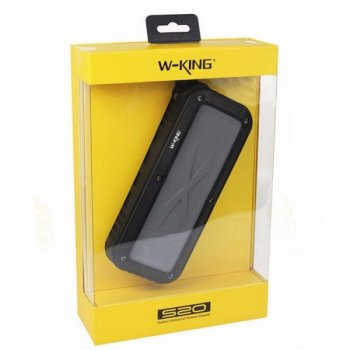 Портативна Bluetooth Колонка W-King S20 Водостійка (2000984600003)
