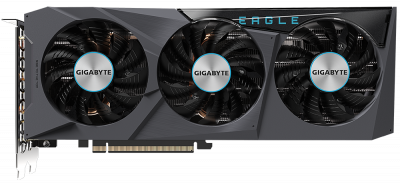 Gigabyte PCI-Ex GeForce RTX 3070 EAGLE OC 8G 8GB GDDR6 (256bit) (2 х HDMI, 2 x DisplayPort) (GV-N3070EAGLE OC-8GD)