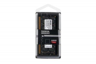 Пам'ять SoDDR4 16GB AMD 2666MHz PC4-21300 (R7416G2606S2S-U)