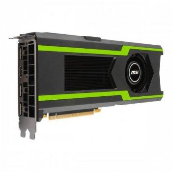 Відеокарта Msi Geforce Pci-Ex Gtx 1080 Ti Aero Oc 11Gb 352Bit Gddr5X (1506/11016) (Hdmi, 3 X Displayport) (Gtx 1080 Ti Aero 11G Oc)