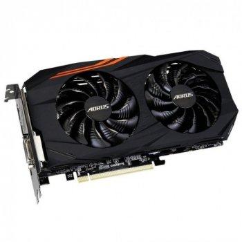 Видеокарта Gigabyte Radeon Pci-Ex Rx 570 Aorus 4Gb 256Bit Gddr5 (1280/7000) (Dvi, Hdmi, 3 X Display Port) (Gv-Rx570Aorus-4Gd)