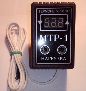Терморегулятор на один межа температури DigiCOP МТР-1 на 10А