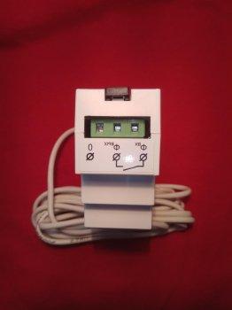Цифровий влагорегулятор на din-рейку ВРД-1д з гігрометром