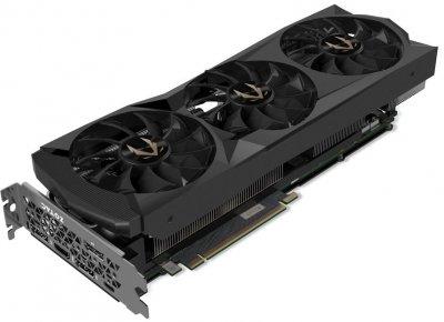 Zotac PCI-Ex GeForce RTX 2080 Ti AMP Gaming 11GB GDDR6 (352bit) (1665/14400) (USB Type-C, HDMI, 3 x DisplayPort) (ZT-T20810D-10P)