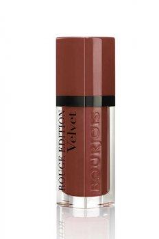 Bourjois Rouge Edition Velvet Lipstick Рідка матова помада 04 Peach Club 7 мл Код 79