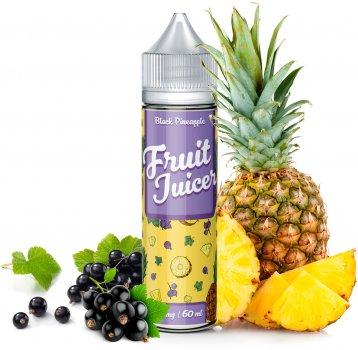 Рідина для електронних сигарет Fruit Juicer Black Pineapple 60 мл (Чорна смородина + ананас)