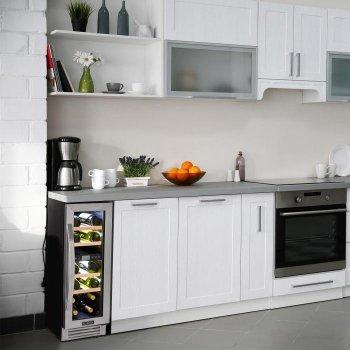Винный холодильник Klarstein Vinovilla Duo 17 10032030