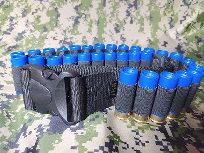 Тактичний пояс-патронташ BML на 30 патронів (77774)