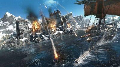 Игра Assassin's Creed Rogue – Deluxe Edition для ПК (Ключ активации Uplay)