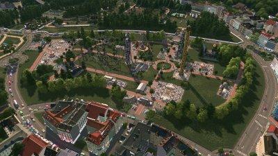 Игра Cities: Skylines – Parklife для ПК (Ключ активации Steam)