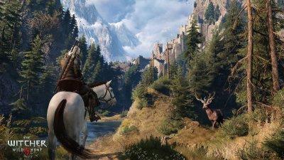 Игра The Witcher 3: Wild Hunt – GOTY для ПК (Ключ активации GOG)