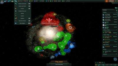 Игра Stellaris – Utopia для ПК (Ключ активации Steam)