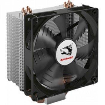 Кулер процесорний Aardwolf Performa 9X (APF-9X-120), Intel: 2066/2011/1366/1156/1155/151/1150/775б AMD: FM2/FM2+/FM1/AM3+/AM3/AM2+/AM2/AM4, 155х123х93 мм, 4-pin