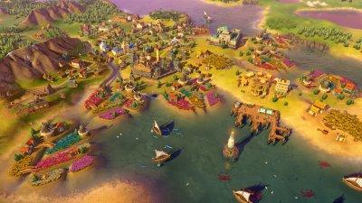Игра Sid Meier's Civilization VI – Rise and Fall для ПК (Ключ активации Steam)