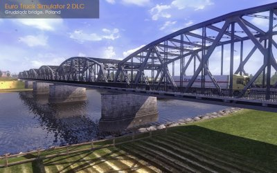 Игра Euro Truck Simulator 2 – Going East! для ПК (Ключ активации Steam)