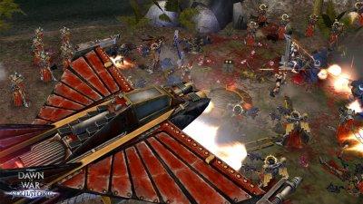 Игра Warhammer 40,000: Dawn of War – Soulstorm для ПК (Ключ активации Steam)