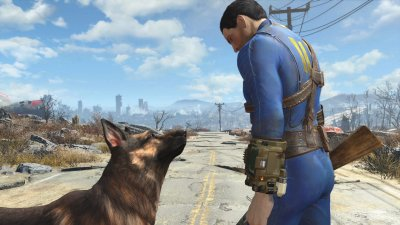 Игра Fallout 4 – Game of the Year Edition для ПК (Ключ активации Steam)