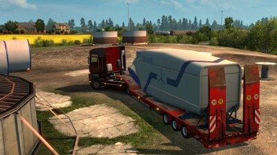 Игра Euro Truck Simulator 2 – Scandinavia для ПК (Ключ активации Steam)