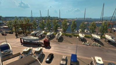 Игра Euro Truck Simulator 2 – Vive la France! для ПК (Ключ активации Steam)