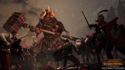 Игра Total War: WARHAMMER – Chaos Warriors Race Pack для ПК (Ключ активации Steam)