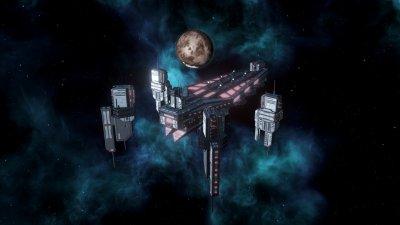 Игра Stellaris – MegaCorp для ПК (Ключ активации Steam)