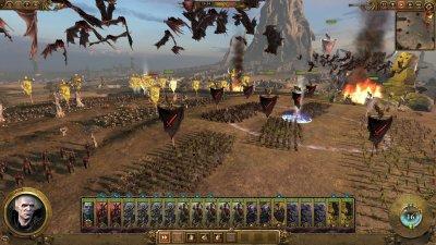 Игра Total War: WARHAMMER для ПК (Ключ активации Steam)