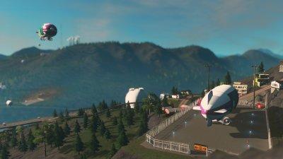 Игра Cities: Skylines – Mass Transit для ПК (Ключ активации Steam)