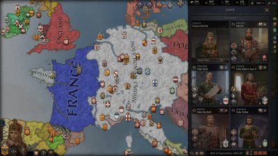 Игра Crusader Kings III для ПК (Ключ активации Steam)