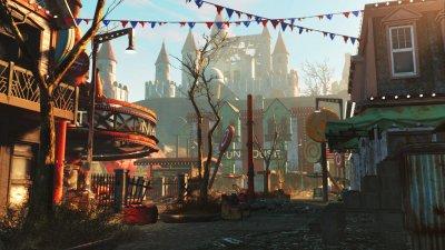 Игра Fallout 4 – Nuka-World для ПК (Ключ активации Steam)