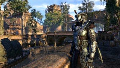 Игра The Elder Scrolls Online для ПК (Ключ активации Bethesda)
