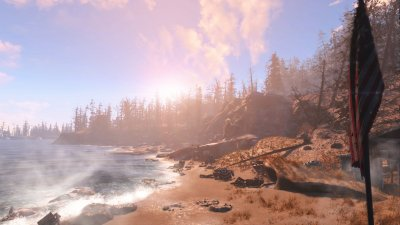 Игра Fallout 4 – Far Harbor для ПК (Ключ активации Steam)