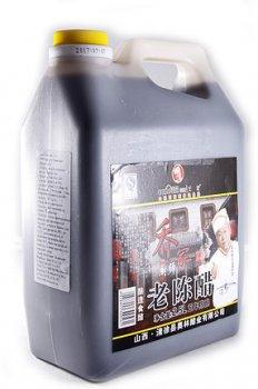 Уксус тёмный Wanghong 2.5л