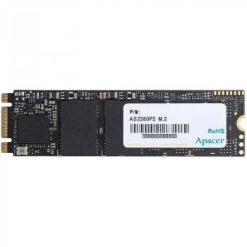Накопитель SSD M.2 2280 480GB Apacer (AP480GAS2280P2)