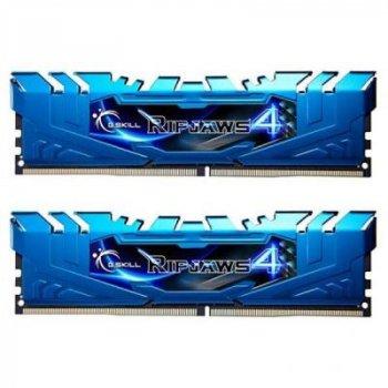 Модуль памяти для компьютера DDR4 16GB (2x8GB) 3000 MHz RipjawsV G.Skill (F4-3000C15D-16GRBB)