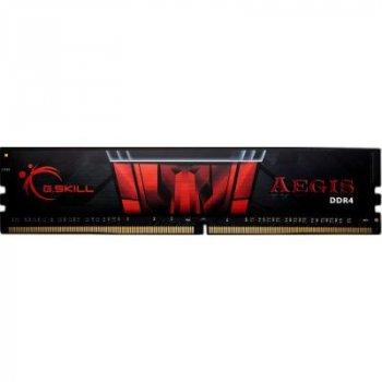 Модуль пам'яті для комп'ютера DDR4 16GB 2400 MHz Gaming Series - Aegis G. Skill (F4-2400C15S-16GIS)
