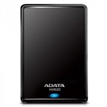 """Внешний жесткий диск 2.5"""" 3TB ADATA (AHV620-3TU3-CBK)"""