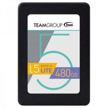 """Накопитель SSD 2.5"""" 480GB Team (T2535T480G0C101)"""