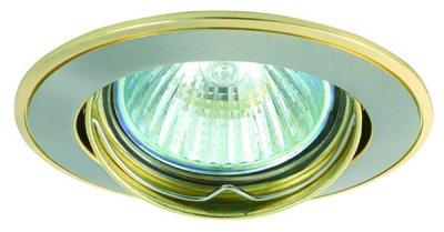 Світильник точковий Kanlux BASK CTC-5515-SN/G (KA-2803)