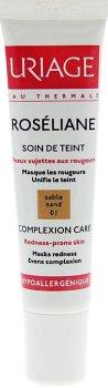 Тональный крем Uriage Roséliane Soin de Teint 01 Песочный для кожи склонной к покраснениям 15 мл (3661434000959)