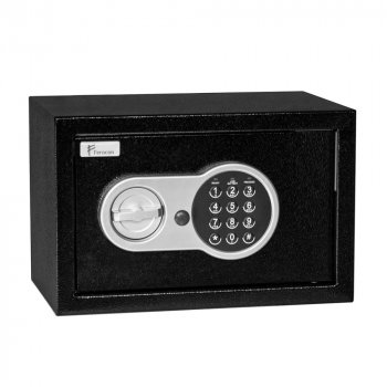Сейф мебельный Ferocon БС-20Е.9005 с электронным замком (107832)