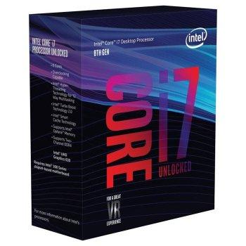 Процессор INTEL Core i7 8700K (BX80684I78700K)