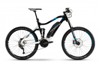 "Електро велосипед Haibike SDURO FullSeven LT 5.0 27,5\"" 500Wh, рама 52 см, хід 150 мм, 2018"