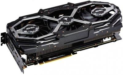 INNO3D PCI-Ex GeForce RTX 2070 iChill X3 Jekyll 8GB GDDR6 (256bit) (1815/14000) (HDMI, 3x DisplayPort, 1x USB-C) (C20703-08D6X-1790VA16)