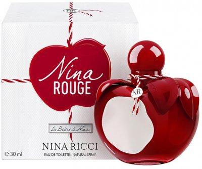 Туалетная вода для женщин Nina Ricci Nina Rouge 30 мл (ROZ6400104709/3137370350446)
