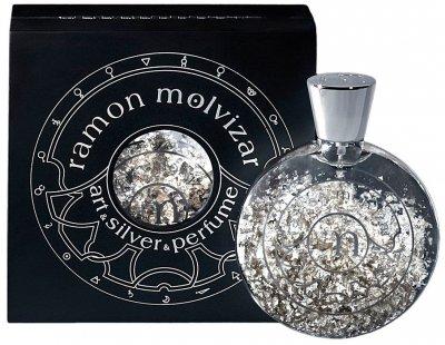 Тестер Парфюмированная вода для женщин Ramon Molvizar Art&Silver&Perfume Exclusive 75 мл (ROZ6400104750)