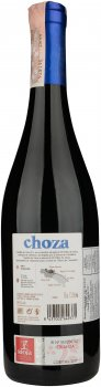 Вино Choza червоне сухе 0.75 л 13.5% (8437002649371)